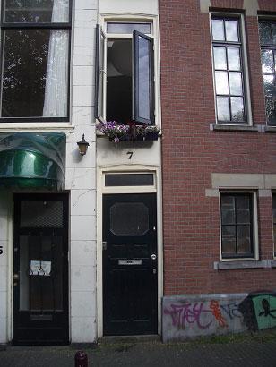 La Casa più piccola di Amsterdam, Singel 7