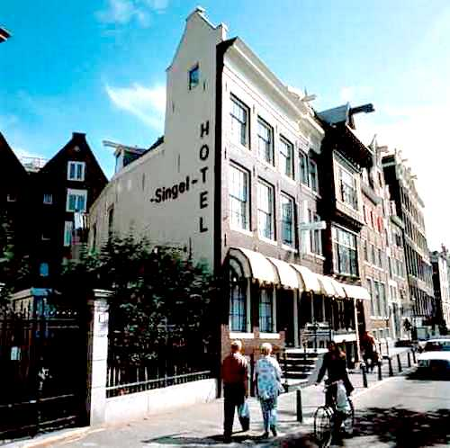Singel Hotel di Amsterdam