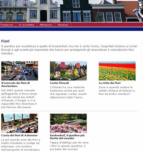Olanda, gli Eventi Floreali