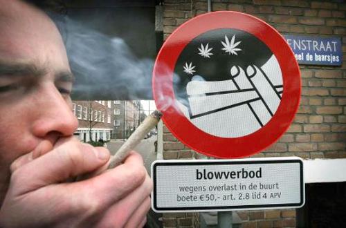 I cartelli stradali che ad Amsterdam vanno a ruba !