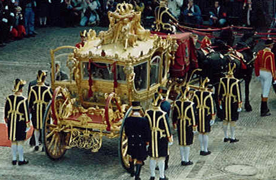 Prinsjesdag, la Carrozza della Regina