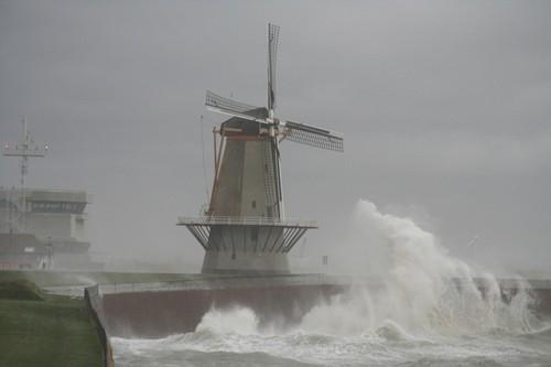 Mulini a Vento innondazioni