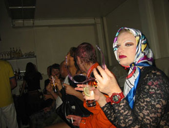 Amsterdam Dance Event. Gli Spettatori