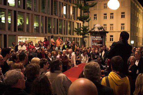 Museumnach. La Notte dei Musei, i Visitatori
