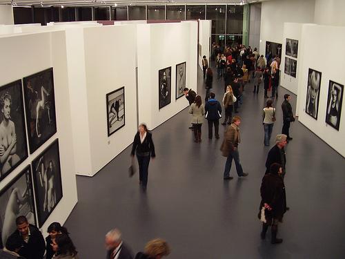 Museumnacht, La Notte dei Musei aperti. Le Mostre