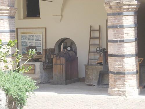 Museo della Carta Fabriano:  Cimelio Storico