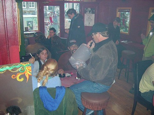 La High Times Cannabis Cup, i Fumaioli