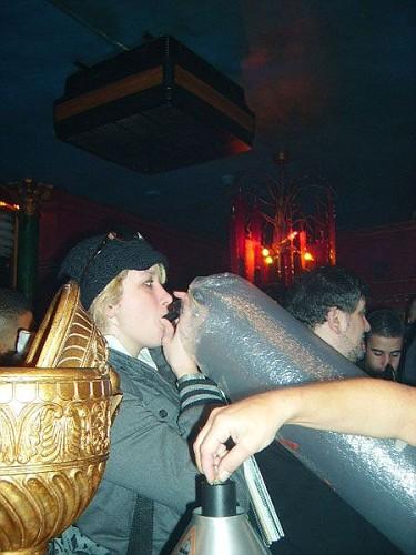 La High Times Cannabis Cup, i Palloncini