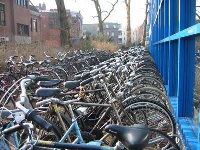 Groningen, la Capitale delle Biciclette