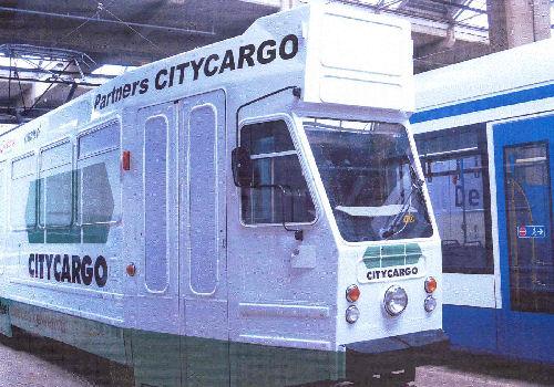 Amsterdam, il City Cargo