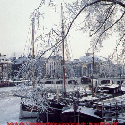 Amsterdam in Inverno