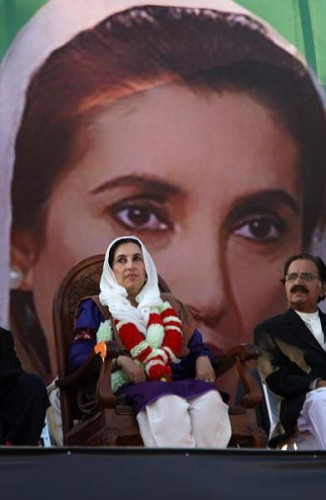 World Press Photo 2008 benazir bhutto