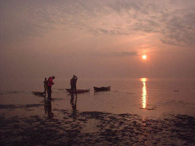 Le Isole di Wadden, i Pescatori