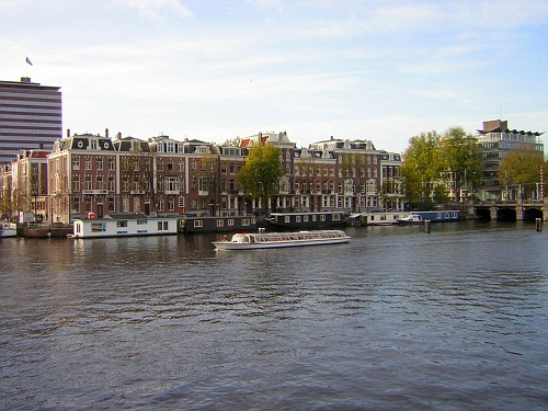 Amsterdam, Battelli