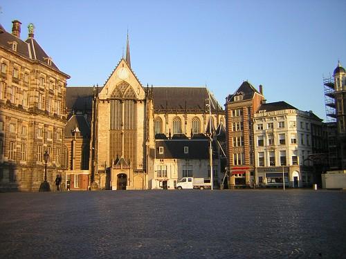 Amsterdam, Piazza Dam