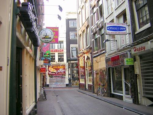 Amsterdam, Strade