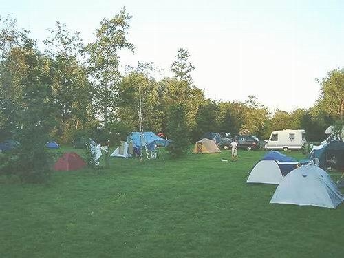 I Campeggi in Olanda, Tende