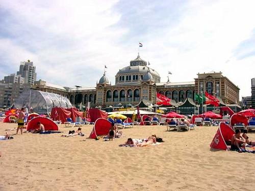 Scheveningen, una delle spiaggie più belle dell'Olanda