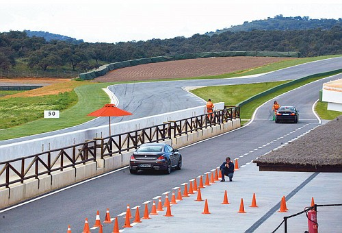 Race Resort Ascari. La Pista