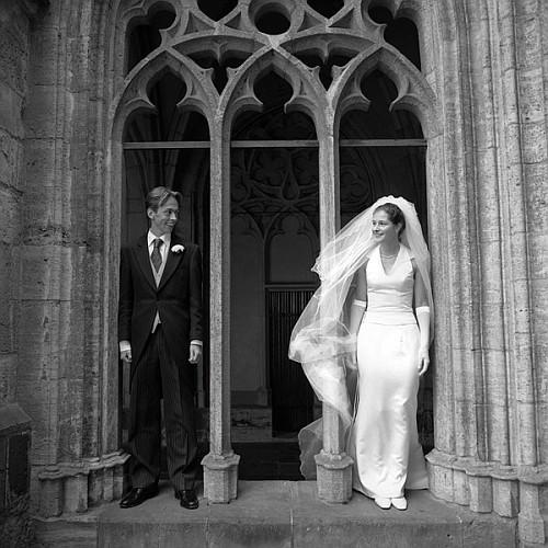 Il Matrimonio in Olanda, in bianco e nero