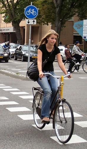 Olandesina a Eindhoven