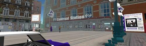 Amsterdam su Second Life
