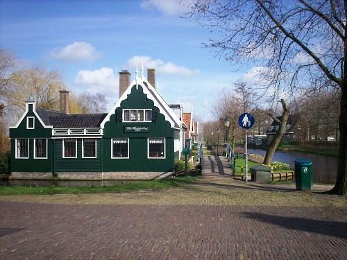Casete di Zaanse Schans