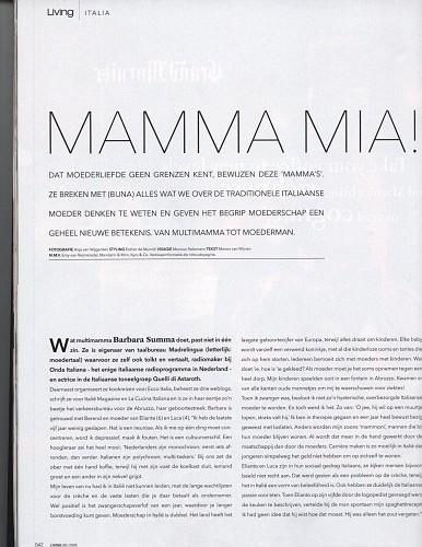 Intervista a Mammamterdam