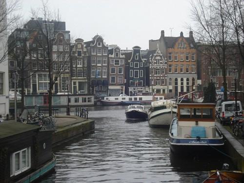 Case Tipiche di Amsterdam
