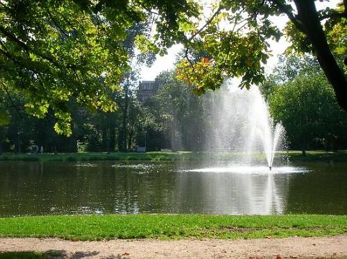Amsterdam, Vondel Parco