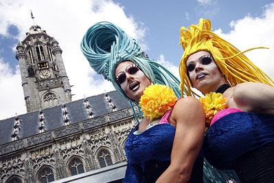 Deparade - Rotterdam, Den Haag, Utrecht e Amsterdam