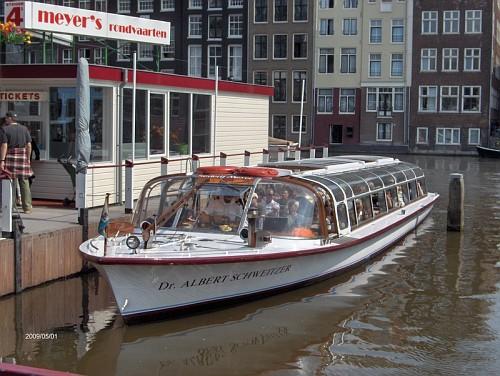 Amsterdam, escursioni in Battello