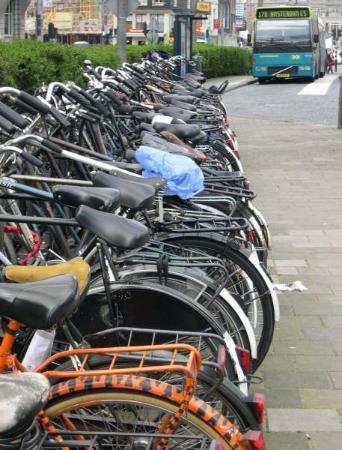Amsterdam, Serie di Bici