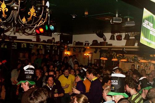 Eindhoven  Irish pub O'sheas - I clienti