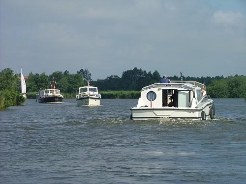 Olanda viaggio in barche