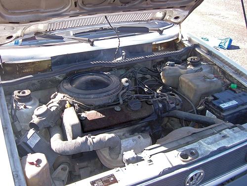 Restauro golf cabriolet 1981 motore elettronica vw for Filtro aria cabina da golf vw
